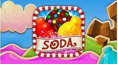 solution Candy Crush Soda niveau 284