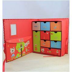 Detalle de la caja de tesoros para recién nacido de #tuctuc bambamaravaca.com