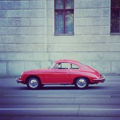 Classic Porsche. I drove one for a month many years ago, and practically cried when I had to give it up. SO powerful and responsive.
