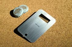 Creative and Innovative Credit Card-Sized Tools