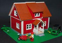 Swedish red house | by Thomas Selander