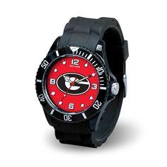 Georgia Bulldogs Spirit Series Mens Watch