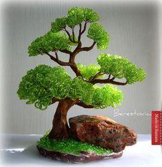 деревья из бисера: 51 тыс изображений найдено в Яндекс.Картинках