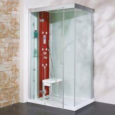 Image result for wedi douche hammam salle de bains pinterest - Cabine de douche hammam ...