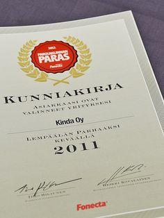 Kunniakirja, Paikkakunnan paras 2011 -kilpailu by PauliinaMakela, via Flickr Cover, Books, Libros, Book, Book Illustrations, Libri