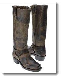 Frye Harness 15R Boots Ahhhh