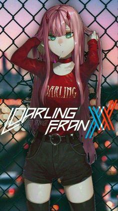Liebling im Franxx - Anime Anime Sexy, Dark Anime Guys, Girls Anime, Anime Girl Cute, Otaku Anime, Gamers Anime, Chica Anime Manga, Anime Art, Overwatch Wallpapers