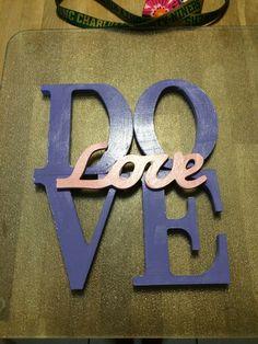 Sigma Kappa dove love craft