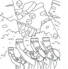 Kids Bible Coloring Pages - http://fullcoloring.com/kids-bible-coloring-pages.html