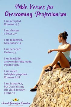 Meditate on these Bible verses when you want to overcome perfectionistic tendencies. #perfectionism #Bibleverses #Christianmeditation #spiritualgrowth Christian Post, Christian Women, Christian Living, Christian Faith, Christian Meditation, Proverbs 31 Woman, Meditation For Beginners, Christian Encouragement, Faith In God