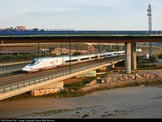 RailPictures.Net Photo: Renfe 102 at Barcelona, Spain by Jaime Marti Barroso