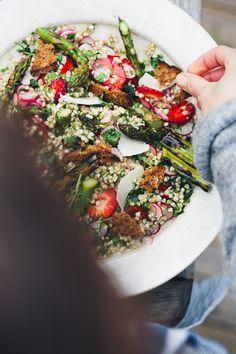 Green Kitchen Stories » Spring Buckwheat Salad
