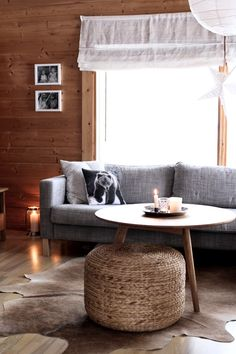 Low Budget Decorating, Outdoor Sofa, Outdoor Decor, Modern Loft, Cabin Design, Cabin Homes, Scandinavian Modern, Floor Chair, Rustic Decor