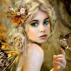 Blue-eyed Fae are the rarest of all.
