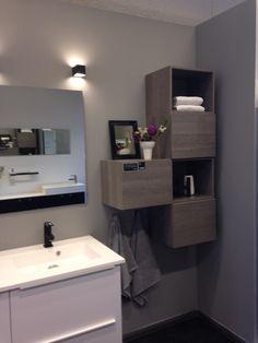 Kvik Alnabru Double Vanity, Bathroom, Interior, Design, Washroom, Indoor, Full Bath, Interiors