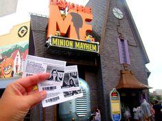 Universal Express Passes – o fura fila dos parques da Universal Orlando