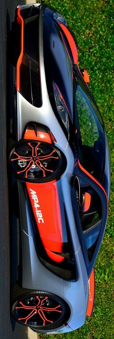 McLaren MP4-12C HS MSO by Levon