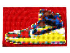 Lego's Nikes