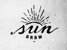 Sun Araw Omaje  byvacaliebres