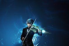 Anime Violinist Wallpaper Violin Anime Anime Guys Anime People Hot Anime