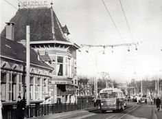 Groningen Hereweg ca. 1951   by hjrnoorden
