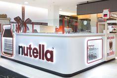 Un bar Nutella a ouvert à Sao Paulo : Miam !!