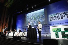 The 7 Disrupt NY Finalists: Enigma, Floored, Glide, Handle, HealthyOut, SupplyShift And Zenefits