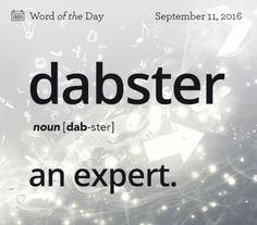 #Dabster