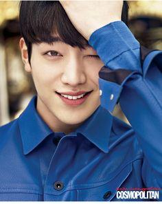 2015.04, Cosmopolitan, 5urprise, Seo Kang Joon