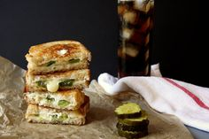pepper jack grilled cheese | by joy the baker