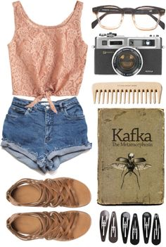 """methamorphosis"" by anna-mckinley ❤ liked on Polyvore"
