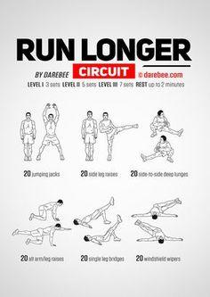 Run Longer Circuit