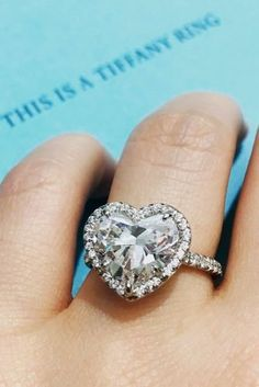 Tiffany OFF! Most Loved Tiffany Engagement Rings ★ tiffany engagement rings heart cut engagement rings halo engagement rings white gold engagement rings diamond rings tiffanyandco Engagement Ring Guide, Pretty Engagement Rings, Tiffany Engagement, Buying An Engagement Ring, Rose Gold Engagement Ring, Designer Engagement Rings, Engagement Ring Settings, Heart Shaped Engagement Rings, Tiffany Wedding