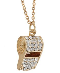 Whistle Necklace