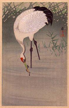 Ohara Koson (1877-1945). c1910.