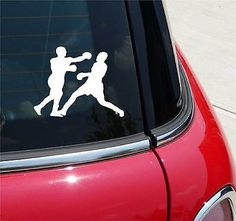 Boxers #boxing boxer graphic #decal sticker art car wall #decor,  View more on the LINK: 	http://www.zeppy.io/product/gb/2/371689612444/
