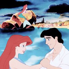 The Little Mermaid -Part of your World