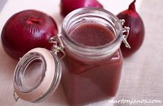 Canning Pickles, Canning Recipes, Preserves, Onion, Pudding, Mint, Tasty, Desserts, How To Make