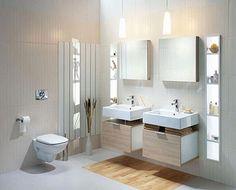 LUKSUSOWE LAZIENKI | Aranżacja łazienki