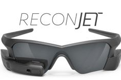 Recon Jet - a Google Glass competitor?