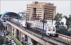 Noida Extension: Authorities Sign Agreement with DMRC for Metro Extension & Also Developed plots soo