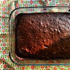 Devil's food cake is baked! Copyright © 2014 Tofu Fairy's Brain Pile - All Rights Reserved