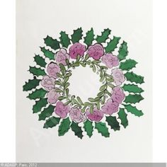 WARHOL Andy - CHRISTMAS WREATH andy warhol 🌑Fosterginger.Pinterest.Com🌑More Pins Like This One At FOSTERGINGER @ PINTEREST 🌑No Pin Limits🌑でこのようなピンがいっぱいになる🌑ピンの限界🌑 Christmas Items, Christmas Design, Christmas Art, Christmas Wreaths, Christmas Decorations, Xmas, Andy Warhol, American Artists, Pop Art