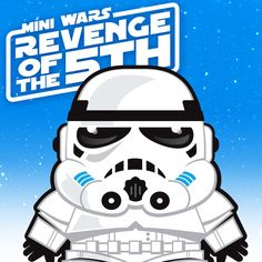 Stormtrooper Revenge of the 5th