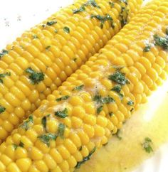 ... about Corn on the cob on Pinterest | Butter, Limes and Mexican corn