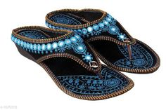 Flats Ethnic Velvet Women's Footwear  *Material* Velvet  *UK/IND Size* IND - 4, IND - 5, IND - 6, IND - 7, IND - 8, IND - 9  *Description* It Has 1 Pair Of Women's Footwear  *Work* Embroidery  *Sizes Available* IND-8, IND-9, IND-4, IND-5, IND-6, IND-7 *   Catalog Rating: ★4.1 (123)  Catalog Name: Femme Ethnic Velvet Women's Footwear Vol 2 CatalogID_130941 C75-SC1071 Code: 812-1070318-