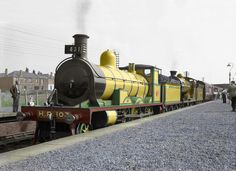 Jones Goods at Bellshill 1959 Old Trains, Vintage Trains, Riverside Museum, Old Steam Train, Rail Transport, Steam Railway, Train Times, Railway Museum, British Rail