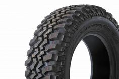 BF Goodrich® Mud-Terrain T/A® KM-DT Tire in LT255/75R17 with Black Side Wall