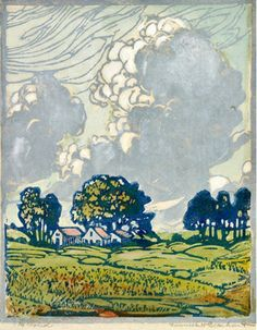 THE CLOUD by Frances Gearheart 1921