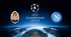 Shakhtar Donetsk vs Napoli in live streaming Shakhtar Donetsk vs Napoli in live streaming, vediamo come. Questa sera esordio stagionale per il Napoli in Champions League. L'avversario e` ostico, lo Shakhtar Donetsk. Ieri sera sono scese in camp #napoli